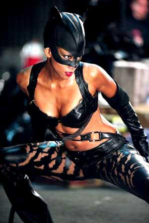 catwoman movie. watching this movie with